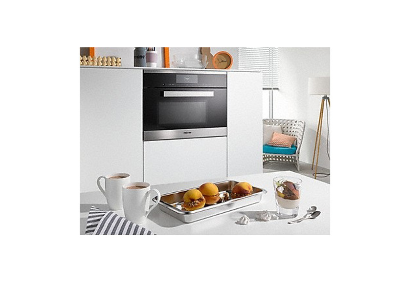 Miele Dampfgarer mit Mikrowelle DGM 6805